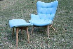 Matching footstool