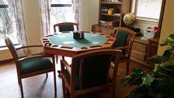 Poker Table