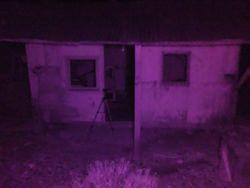 Haunted Mining Camp Investigation