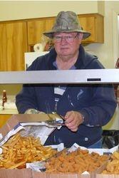 Fish fry - November 16, 2008