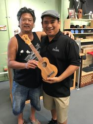 2018 Ukulele Contest Winner