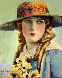 1919 MARY PICKFORD