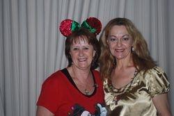 Sandra and Karen