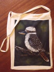 KOOKABURRA BAG