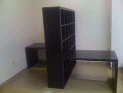 ikea expedit desk installation service in Washington DC