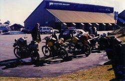 1987 Alpine Rally @ Perkins Flat - Cabramurra changed sice 1972.