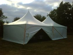 20ft x40ft Oriental Marquee