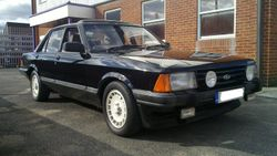 Early 80s Mk2 Ford Granada