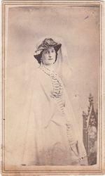 Sophie De Lamater of Palmyra, New York