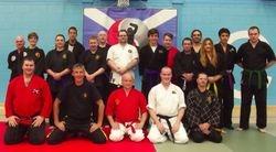 Scottish Fighting Arts Society Gathering 2013 - Aberdeen