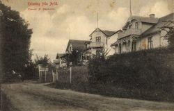 Strand Hotell (Fru Troedssons pensionat) 1906