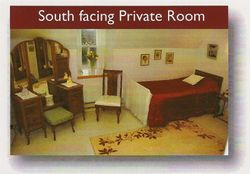 South Facing Private Room