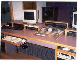 desk I built years back for a customer