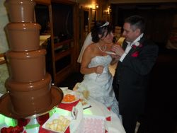 Another happy couple that hired from Sweet Candy Dreams,