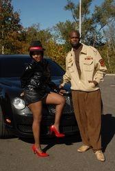 Ebony Gray and Suave