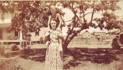 Carol Squires Manning and Deering Manning - 1930's