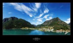 Skjolden-Sognefjord-Norway