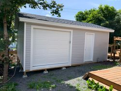 16' x 22' Standard Shed