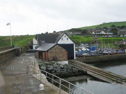 Wicklow lifeboat station