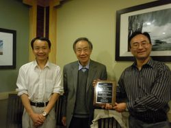 Two CAPA Junior Distinguished Faculty Awardees