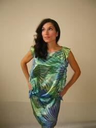 Stam Silk Dress $45