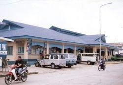 Ticketing Office Pier