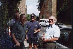 Peter Szakacs, Mal Sanders, Bobby Barnes.