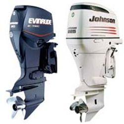 Johnson/Evinrude Engine repair