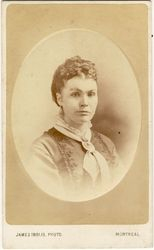 Alice Rookly of Montreal, Canada