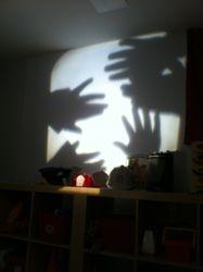 Overhead projector fun