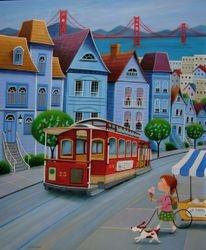 Ulla in San Francisco