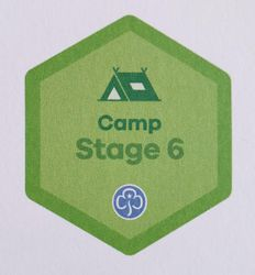 Camp Stage 6 Skill Builder
