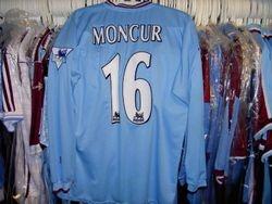 John Moncur 2002