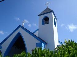 Church in Rum Cay