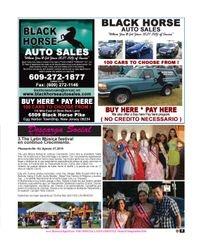 BLACK HORSE AUTO SALES / EGG HARBOR TOWNSHIP -NJ