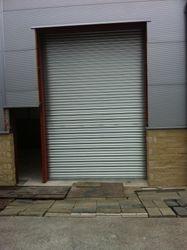 Large roller shutter