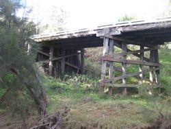 Timber Span Bridge
