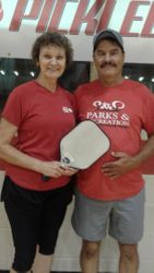 Cynthia Boudreaux and Don Marionneaux