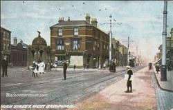 West Bromwich. 1900.