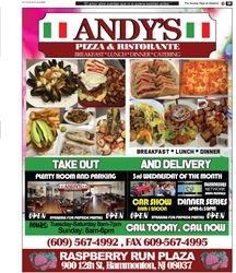 ANDY'S PIZZA & RISTORANT
