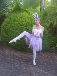 Tales with Ballerina Bunny