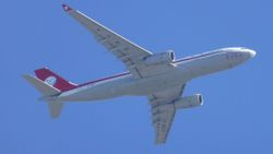 Sichuan Airlines Airbus A330-200 B-6517