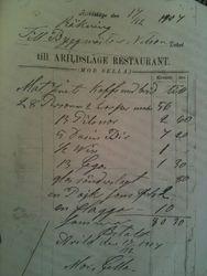 Hotell Mor Cilla 1904