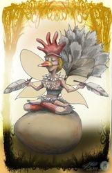 Yoga Chicken