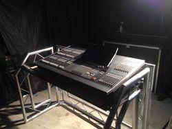 Sound desk stand