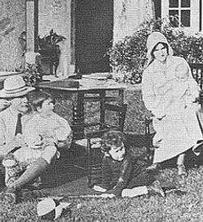 Robert Baden-Powell's Family