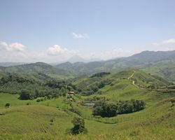 En route to Monteverde