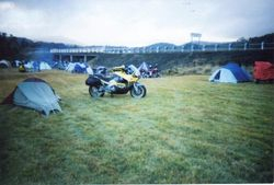 2002 Setting up