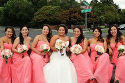 Salazar Bridal Party
