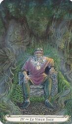 4 le Vieux sage